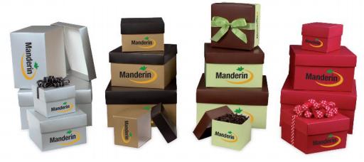 Deluxe Gift Boxes - Boxes | Elegant Pak Inc.