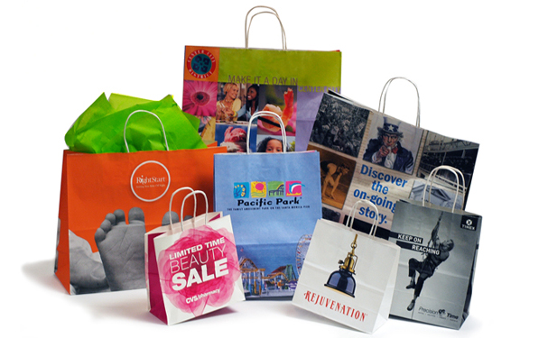 Retail Shopping Bags | Elegant Pak Inc.